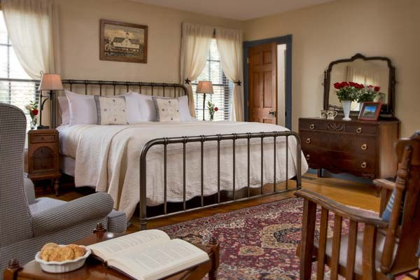 Antietam Bedroom