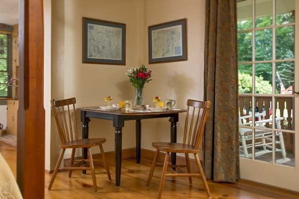 Generals Quarters Dining Table