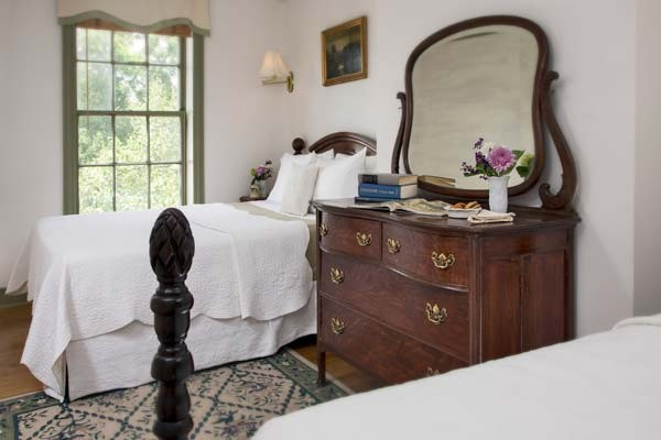 Harpers Ferry Room at Jacob Rohrbach Inn