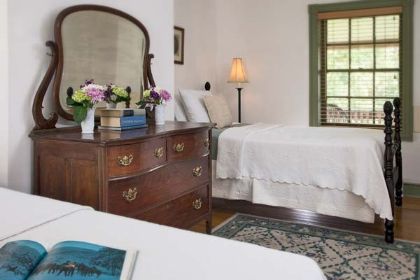 Harpers Ferry Guest Room Beds