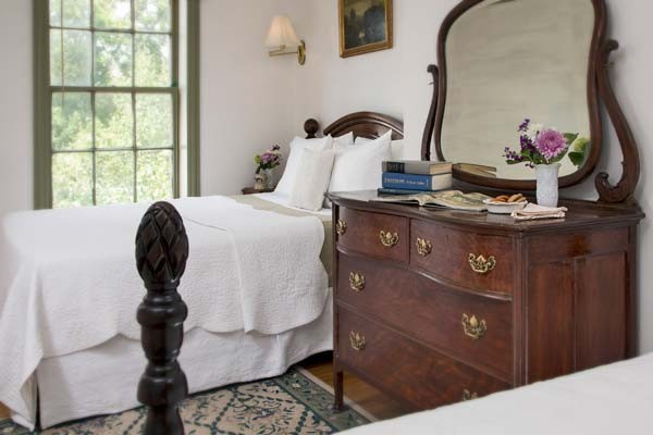 Harpers Ferry Guest Beds