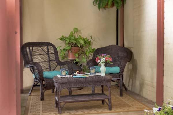 Thomas Jackson Room Outdoor Sitting Area