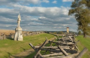 Antietam bloody lane
