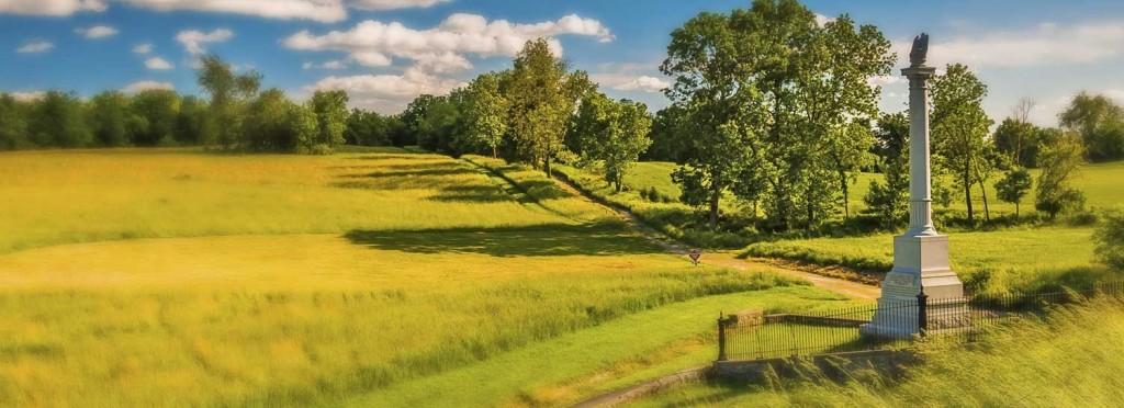 Antietam National Battlefield Monument