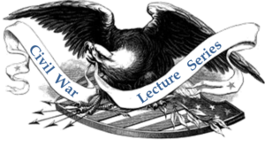 civil war lecture series eagle logo
