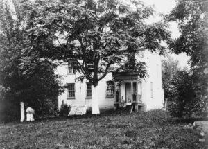 D.R. Miller house - 1862