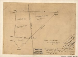 Survey of Miller farm