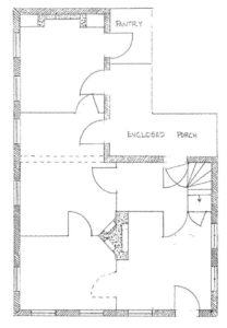 floor sketch