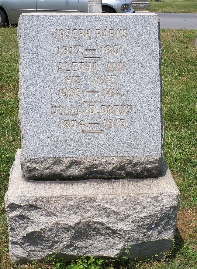 Parks grave