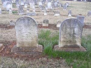 Pry gravesite