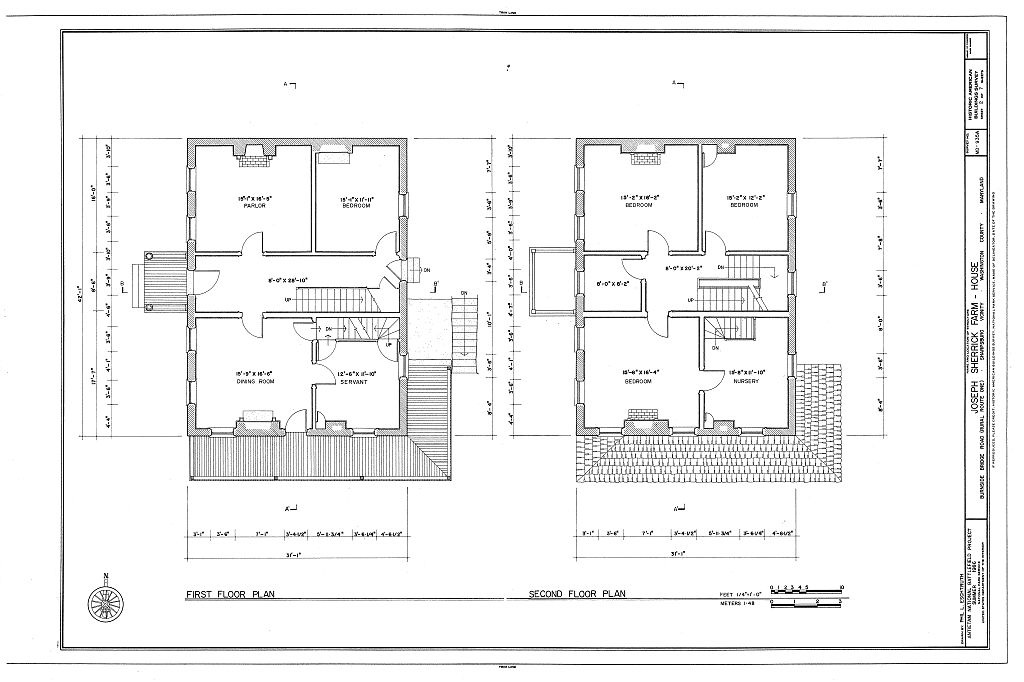 Sherrick floor plan