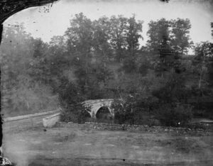 Rohrback Bridge, cir 1862