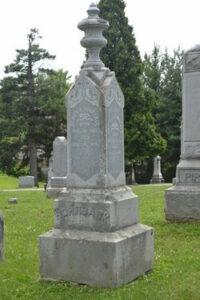 Rohrbach grave site