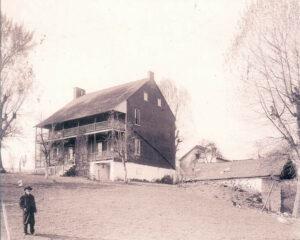 Henry Rohrbach house