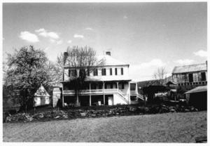 noah rohrbach house