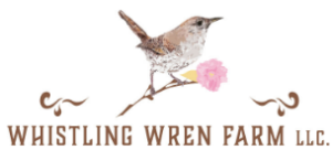 whistling wren farm logo