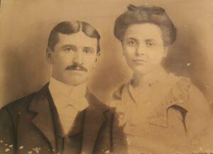 Edward & Bertha Poffenberger