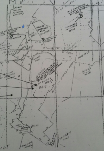 Land Patents around sharpsburg