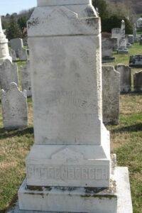Samuel & Catharine Poffenberger grave